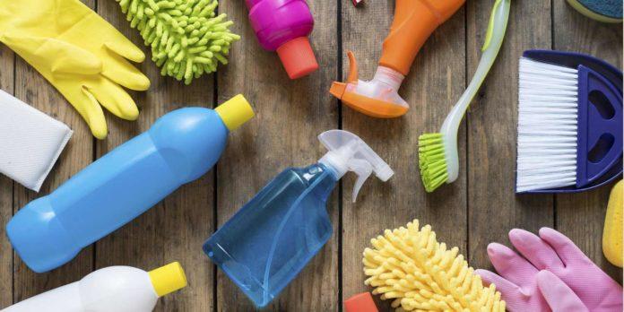 Alat Untuk Membersihkan Rumah