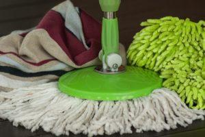 alat kebersihan rumah pel