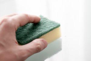 alat kebersihan rumah spons