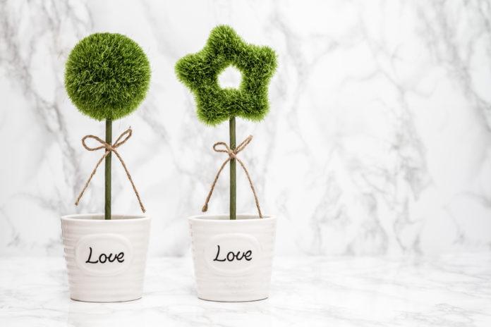 tanaman artificial buatan