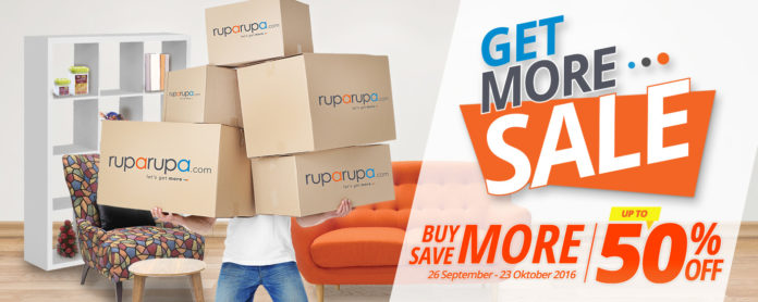 get more sale ruparupa