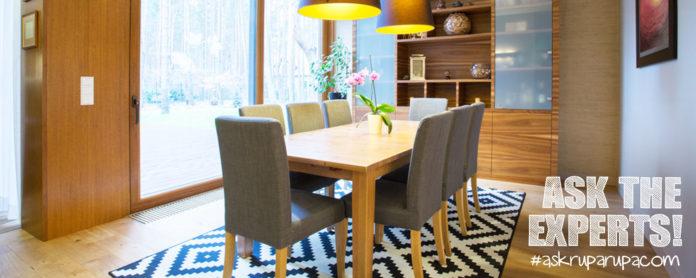 #AskRuparupacom: Private Dining Room - Desain Ruang Makan