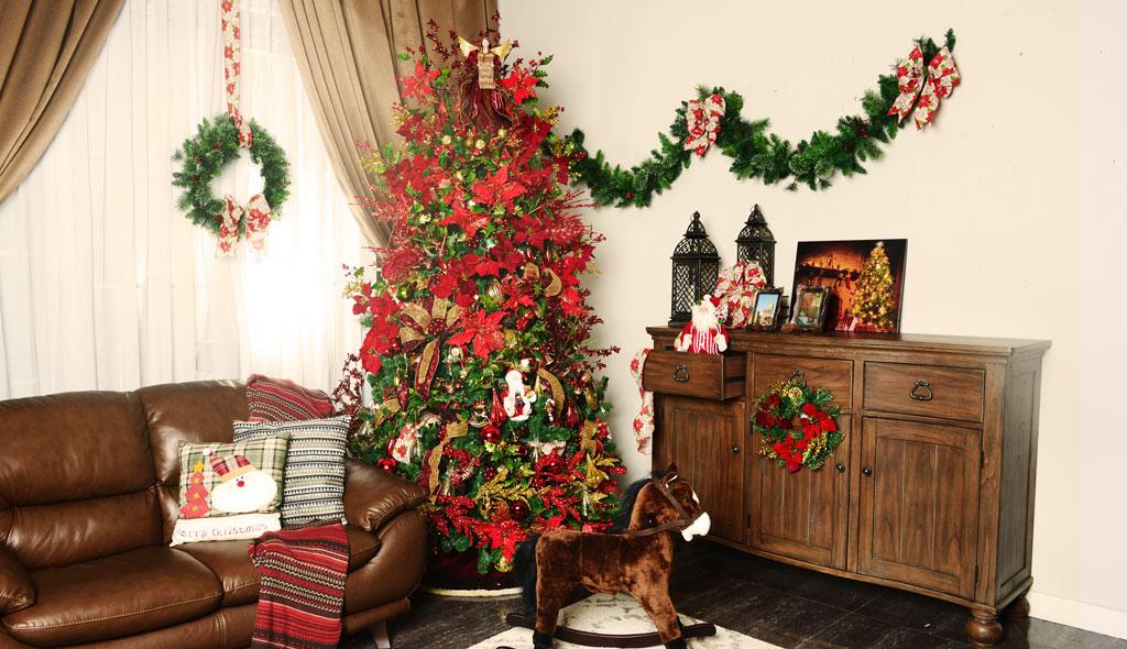 Kreatif - Inspirasi Pohon Natal 2016