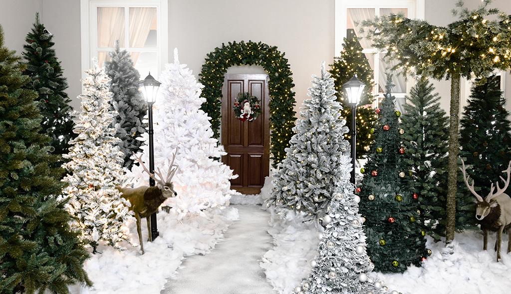 Unik - Inspirasi Pohon Natal 2016