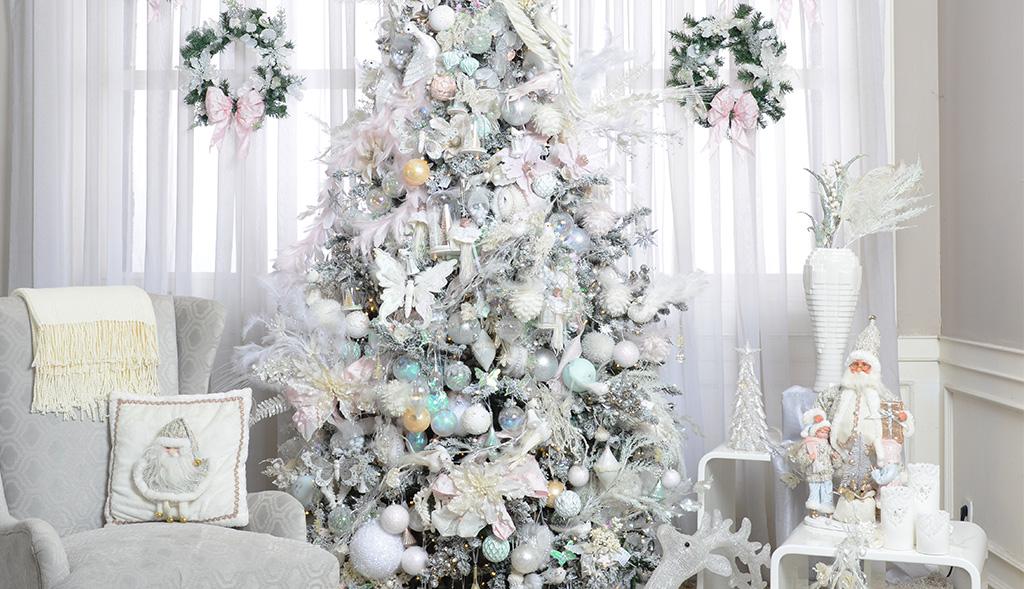 Salju - Inspirasi Pohon Natal 2016