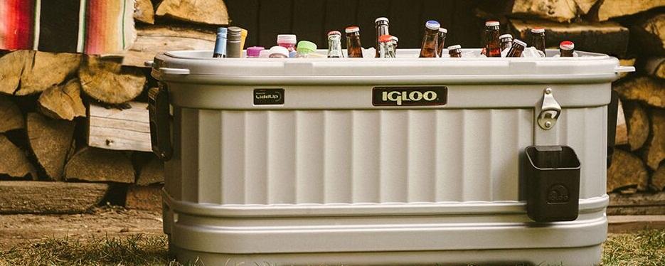jual cool box igloo