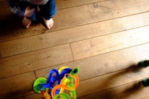 cara bersihkan lantai