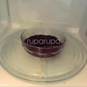 resep microwave brownies