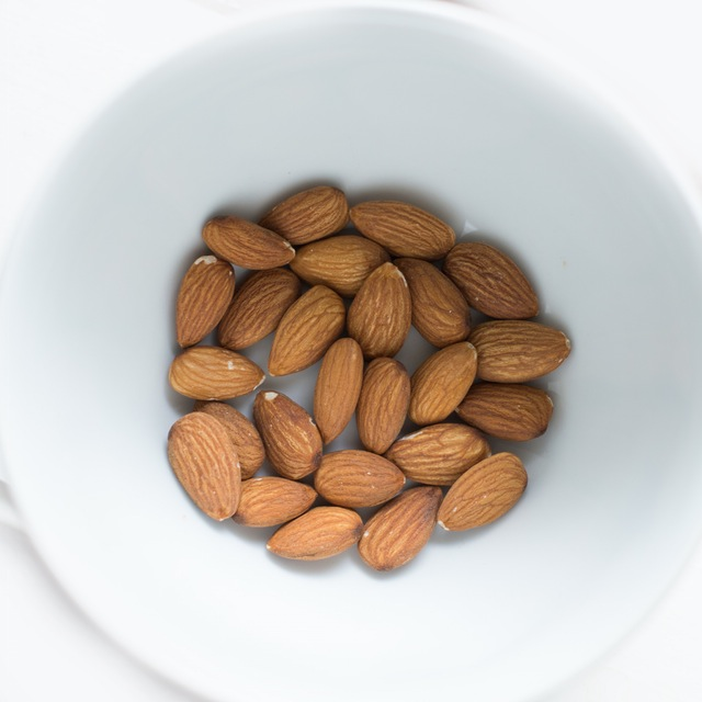 buat susu almond