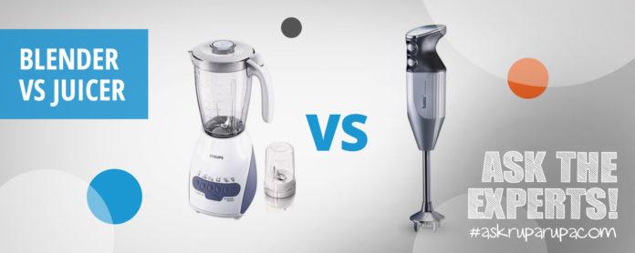 juicer vs hand blender