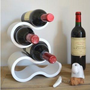 rak botol wine