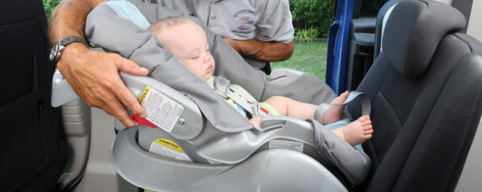 Berkendara Aman Dengan Anak