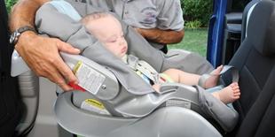 aman berkendara dengan anak