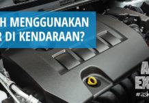 Amankah menggunakan inverter pada kendaraan