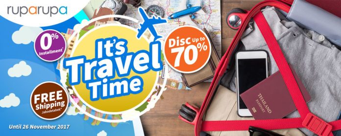 It's Travel Time Simple Travelling Guide