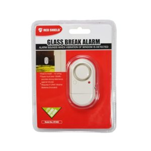 RED SHIELD ALARM JENDELA