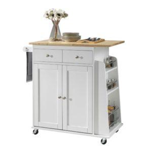 Kabinet Dapur dengan Roda