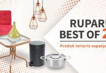 Ruparupa's Best of 2017: Koleksi Produk Terlaris Sepanjang Tahun