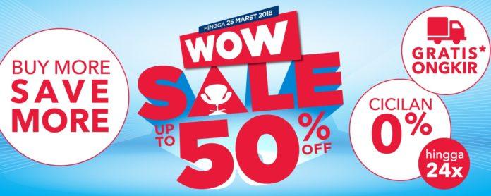 Informa WOW Sale Datang Lagi!