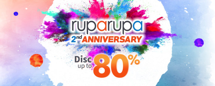 Ruparupa 2nd Anniversary