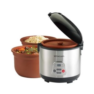 2 in 1 Rice & Slow Cooker