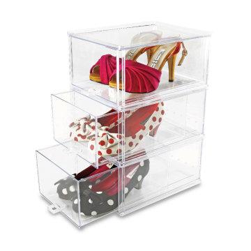 Kotak Sepatu Slide Single 1Pc