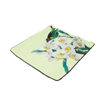 Sarung Bantal Sofa Print Burung