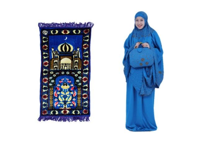 Sajadah & Mukena