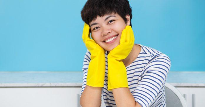 10 Tugas Bersih-Bersih Kilat dalam Waktu 5 Menit atau Kurang