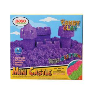 Sandy Clay Mini Castle 250 Gr