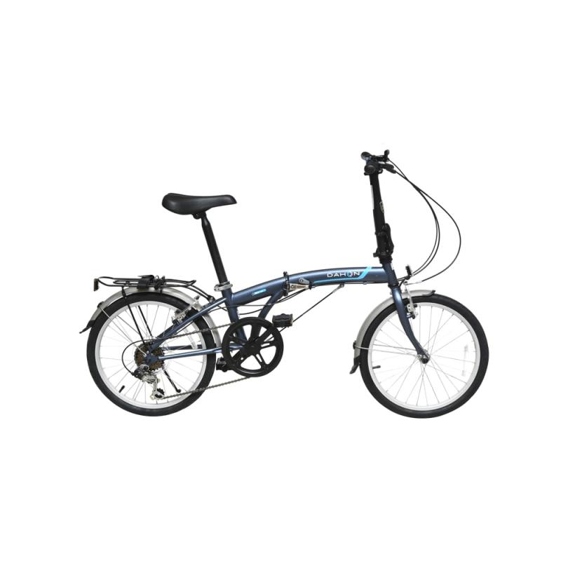 Sepeda Lipat Suv D6 6 Speed
