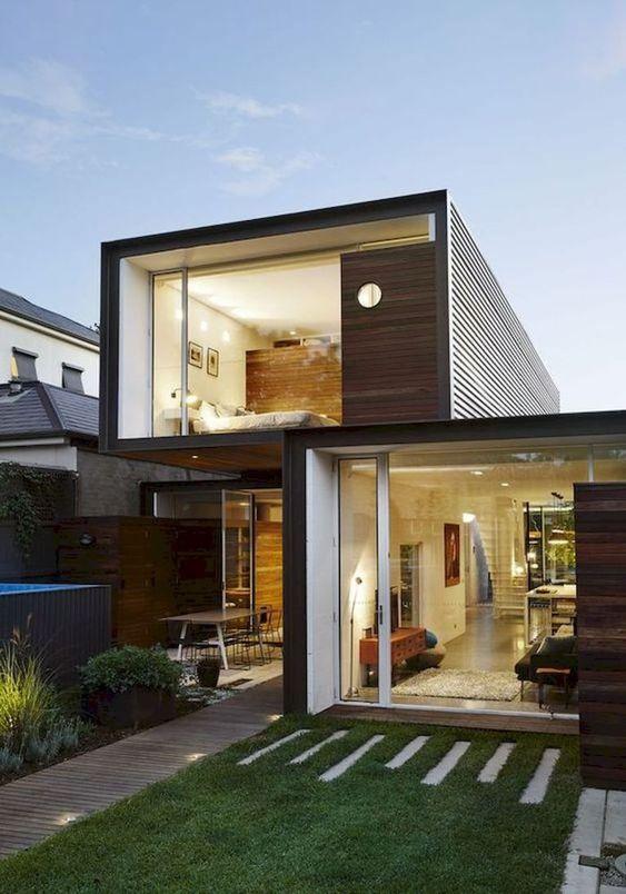 9 Karakteristik Inspirasi Desain Rumah Minimalis Blog Ruparupa
