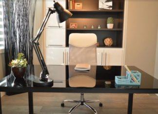 Gambar inspirasi desain ruang kerja di rumah