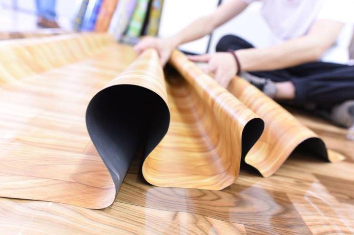 Gambar karpet vinyl