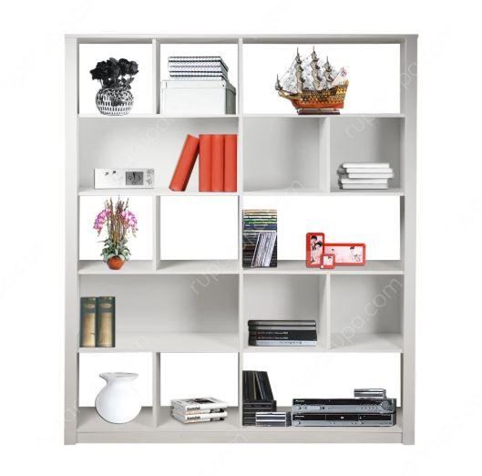 Gambar rak buku untuk sekat ruangan