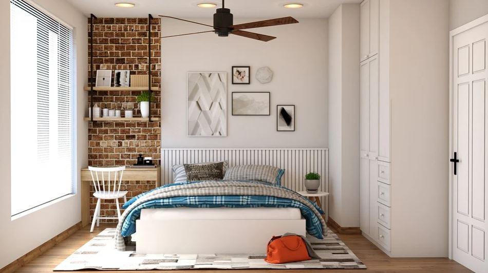 10 Ide Dekorasi Kamar Uniseks Cocok Untuk Ruangan Sempit Blog Ruparupa