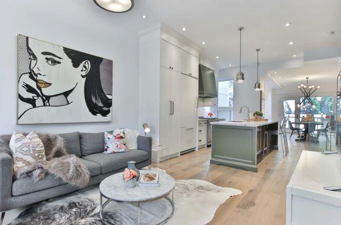 interior rumah minimalis tanpa sekat