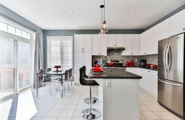 Inspirasi Desain Kitchen Set Minimalis Sesuai Ukuran Ruangan Blog Ruparupa