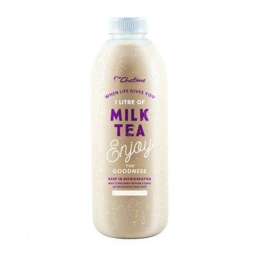 harga chatime milk tea