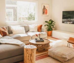 tips dekorasi rumah kecil agar terlihat luas