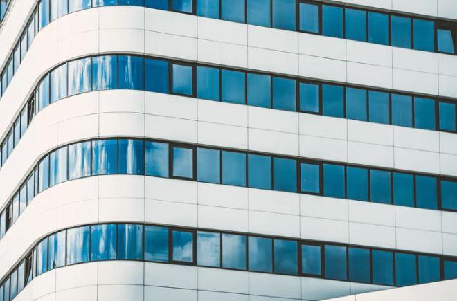 aluminium compsite panel bangunan