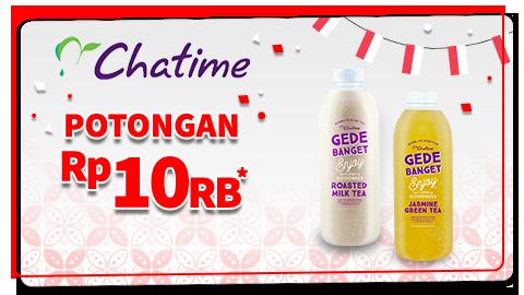 Promo Chatime