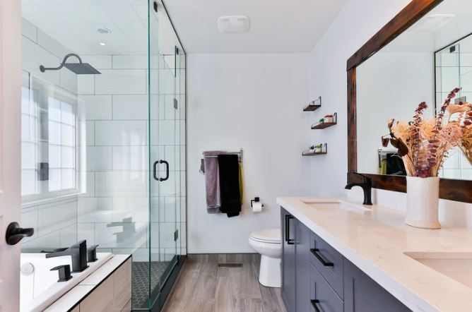 kamar mandi nyaman