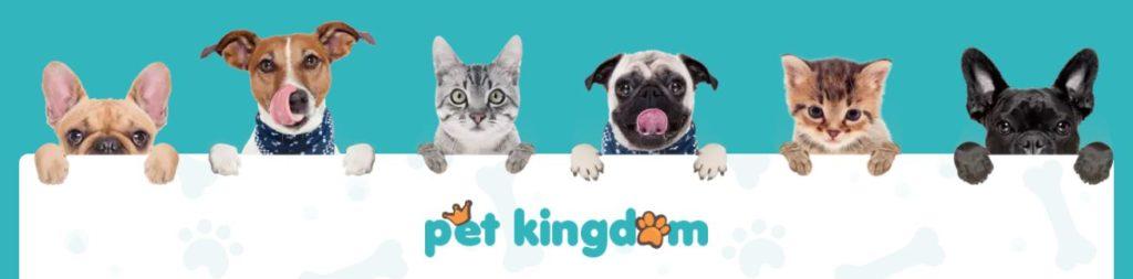 pet kingdom banner