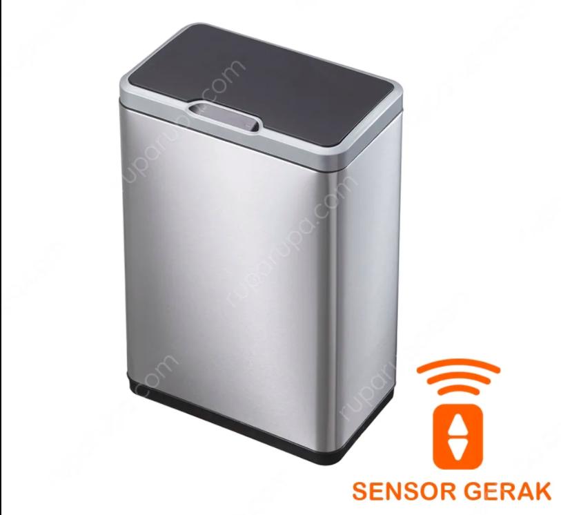 Tong sampah sensor