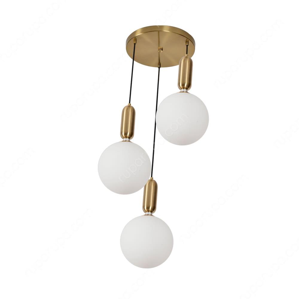 lampu gantung bulat