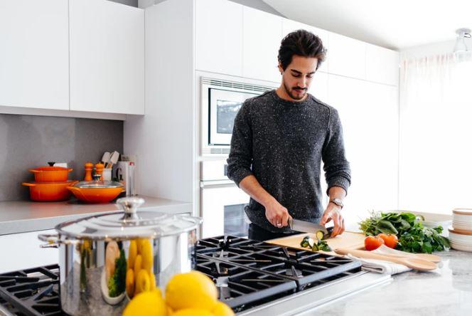 memasak sendiri bersih