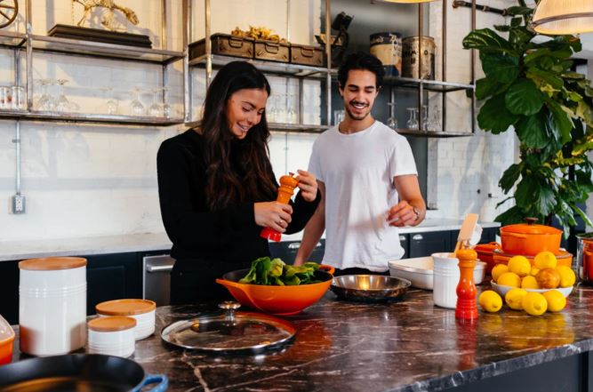 memasak sendiri sehat