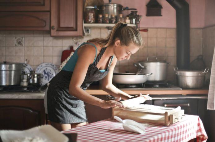 melatih skill memasak sendiri