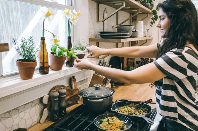 memasak sendiri hemat